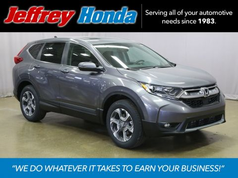 New 2018 Honda CR-V EX AWD