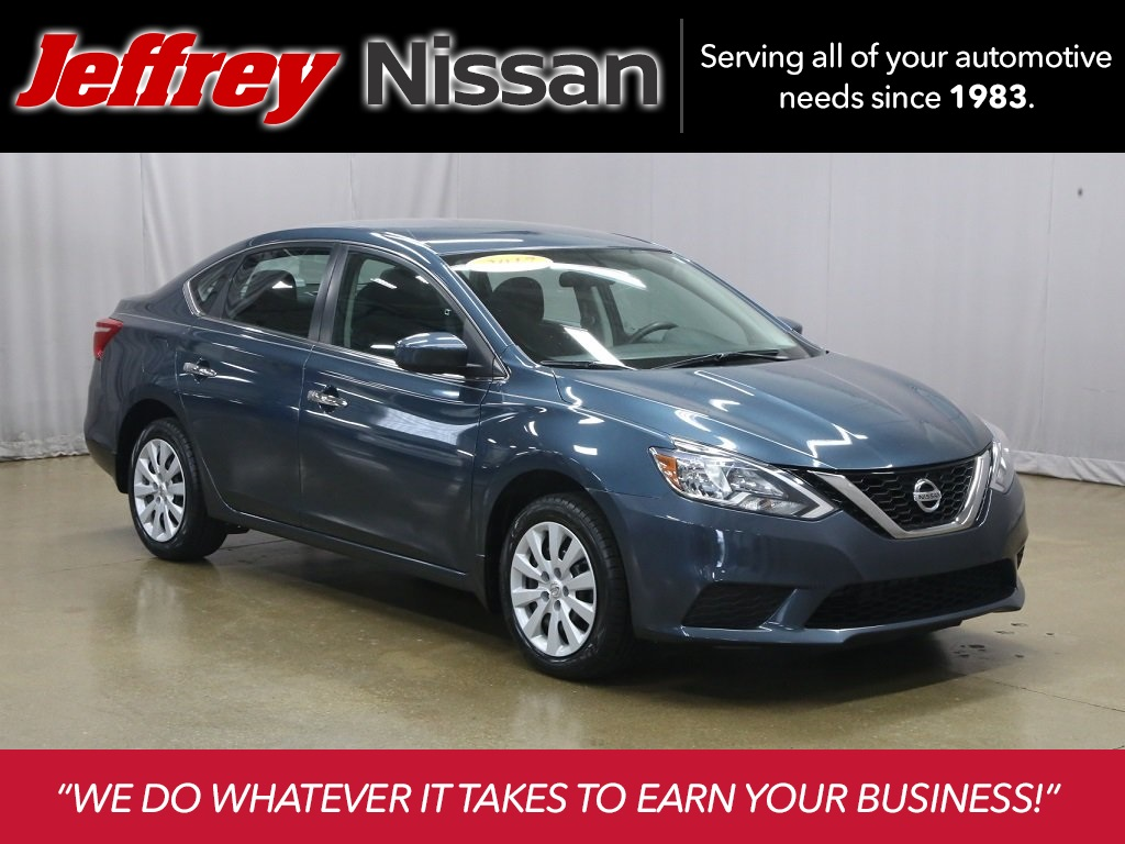 Certified Pre-Owned 2017 Nissan Sentra SV